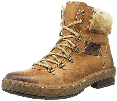 5fa305d6754d33 Rieker Women's Z6743-24 Derbys: Amazon.co.uk: Shoes & Bags
