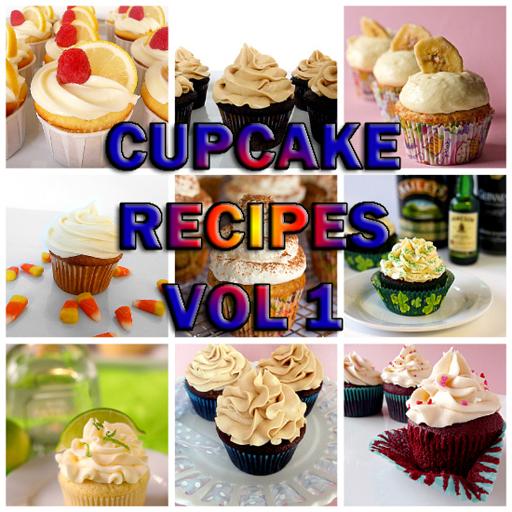 Cupcake Recipes Cookbook Vol 1 ()