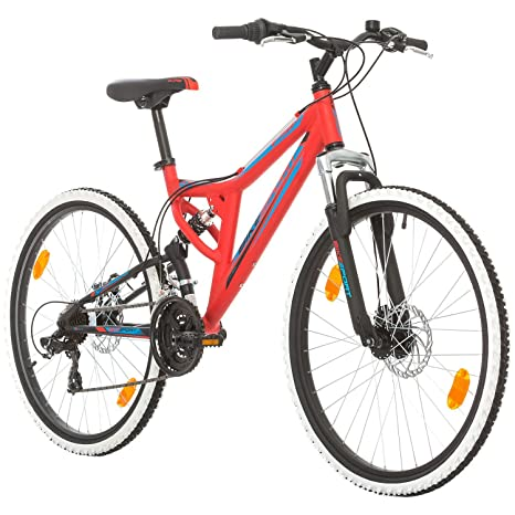Bike Sport Live Active Bikesport Integral Bicicletta Mountain Bike Doppia Sospensione 26 Shimano 21 Cambios