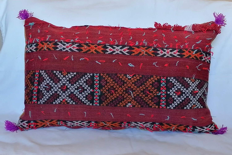 Moroccan Berber Pillow Handmade Cushion Cover