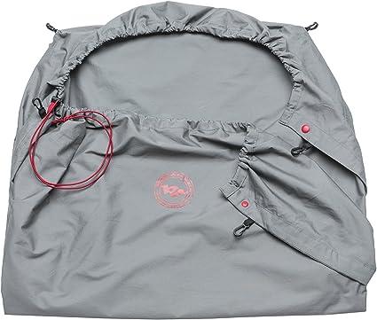 Big Agnes Sleeping Bag Liner Wool Gray