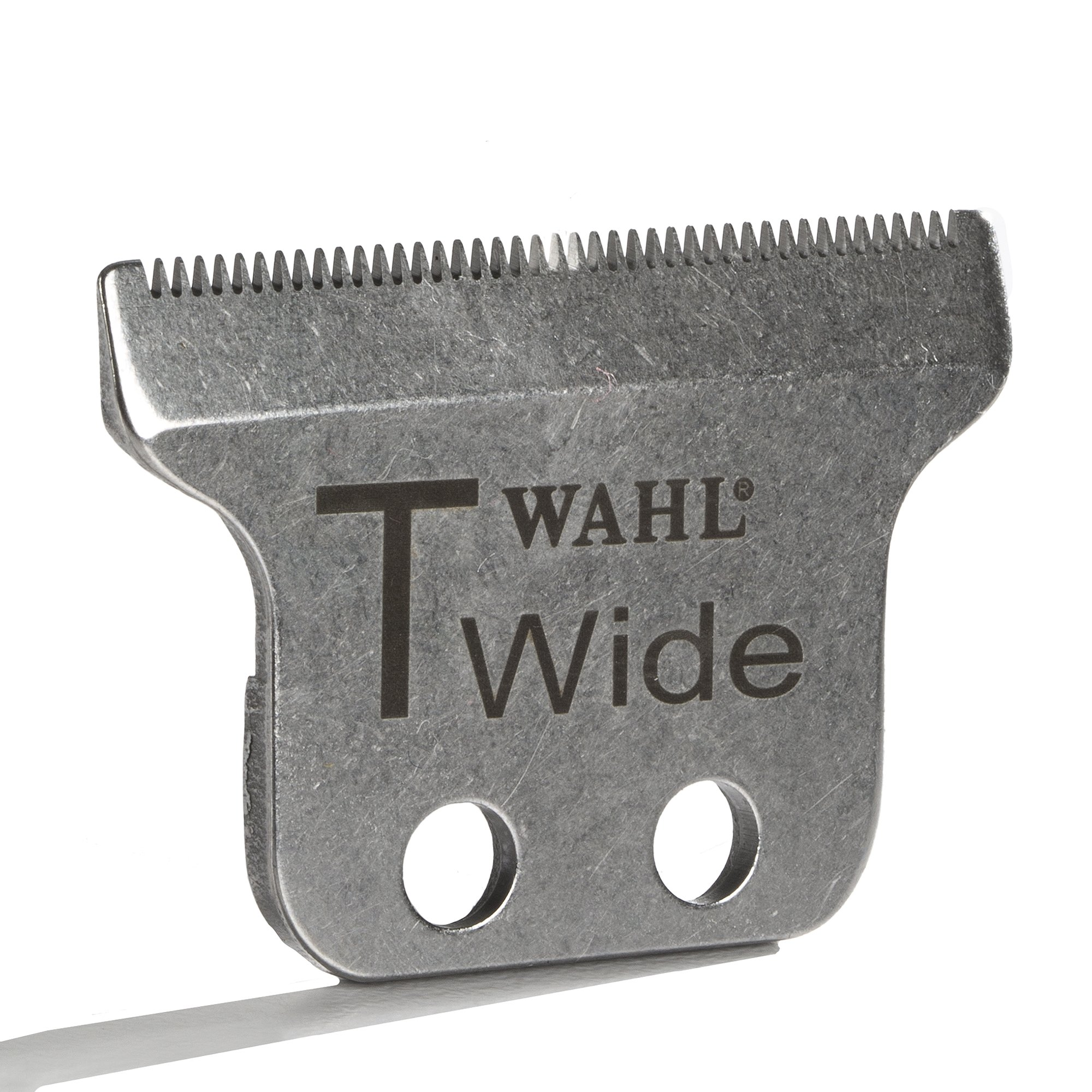 Wide Professional T-Wide Adjustable Trimmer Blade Set #2215 – For the 5 Star Series Detailer – Includes Oil, Screws & Instructions by Wahl Professional (Image #6)