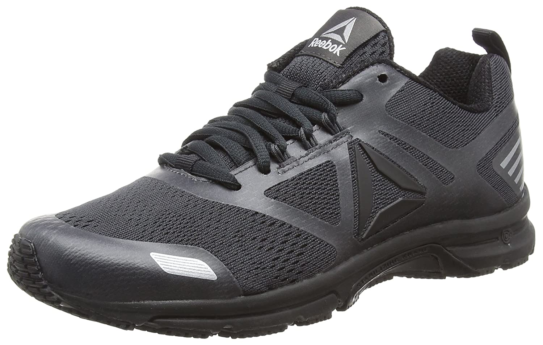 Reebok Ahary Runner, Zapatillas de Running para Hombre 42.5 EU|Negro (Blackcoalblack 0)