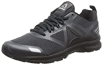 brand new 69e19 95499 Reebok Men s Ahary Runner Running Shoes, Coal Black 0, 7 UK 40.5 EU