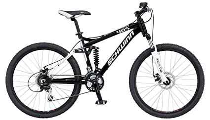 Amazon com : Schwinn 405 Full Suspension Mountain Bike (26