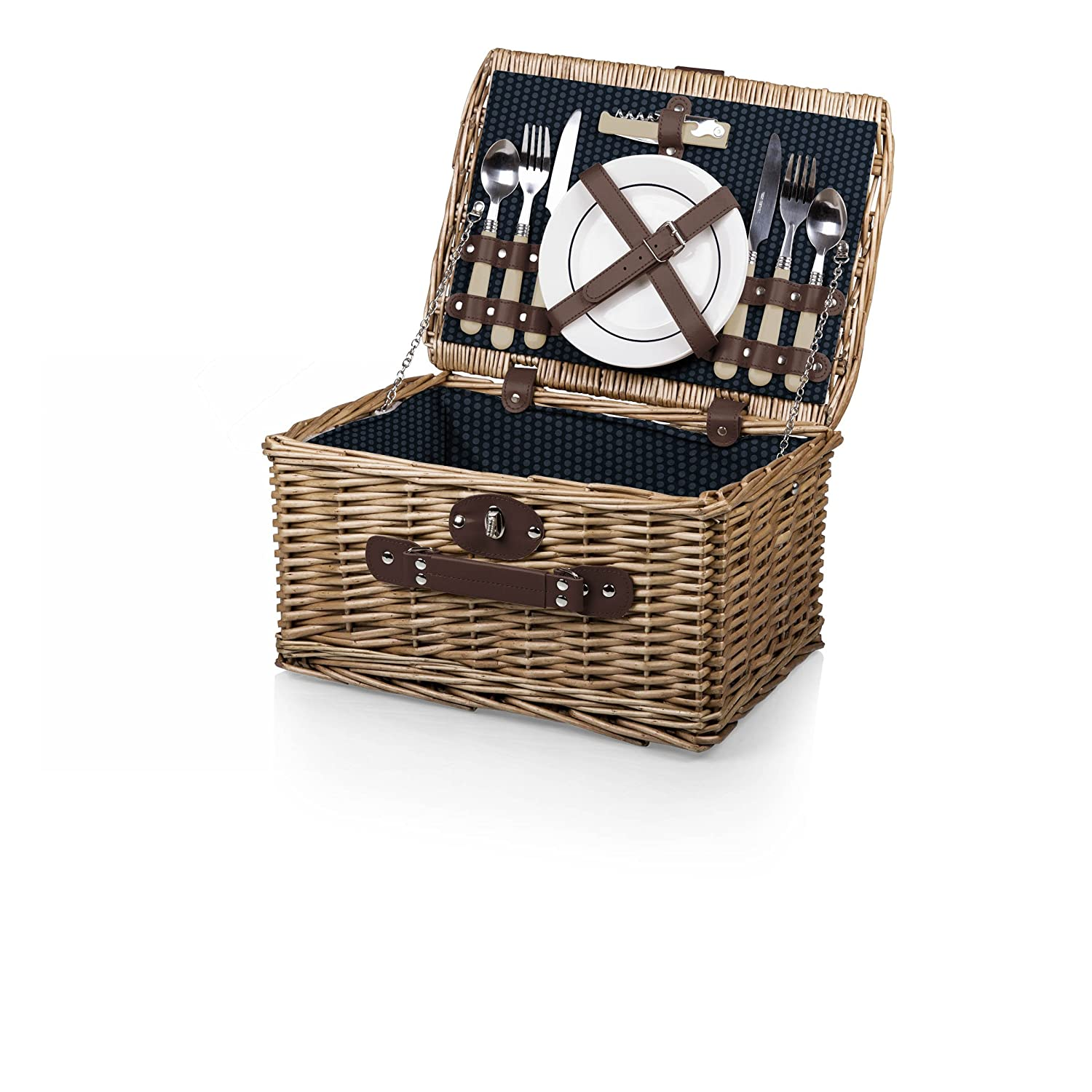 Picnic Time Catalina English Style Picnic Basket