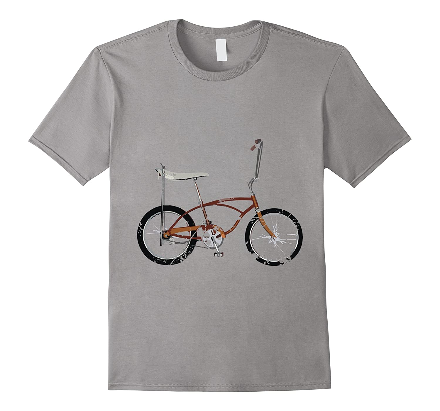 4b4cd208b Vintage bicycle t shirt-PL – Polozatee
