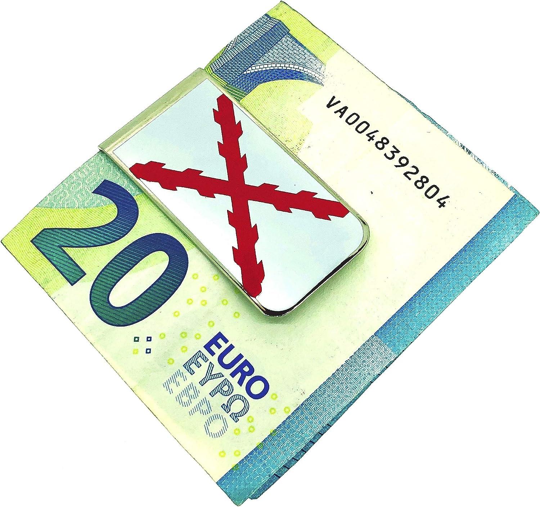 Money Clip Pinza de Billetes Bandera de la Cruz de Borgoña San ...