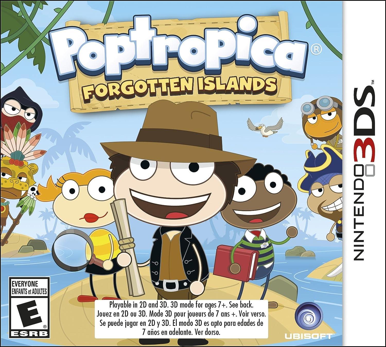 Amazon com: Poptropica Forgotten Islands - Nintendo 3DS