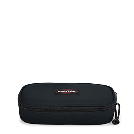 Eastpak Oval Single Estuche, 22 cm, Azul (Cloud Navy)