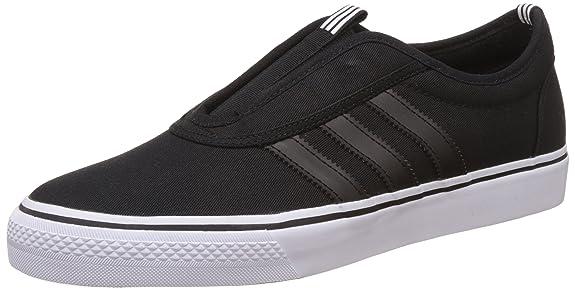 adidas ADI-EASE KUNG-FU - Zapatillas deportivas para Hombre, Negro - (NEGBAS/FTWBLA/NEGBAS) 39 1/3