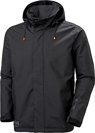 Helly Hansen Jacke 71290 Oxford Shell Jacket 990 Black