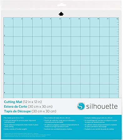 Silhouettes Cameo 12 Inch Replacement Cutting Mat