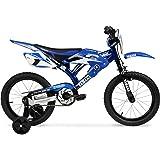 "16"" Moto Yamaha Bike Bicycle Summer Toy Kids Outdoor Play"