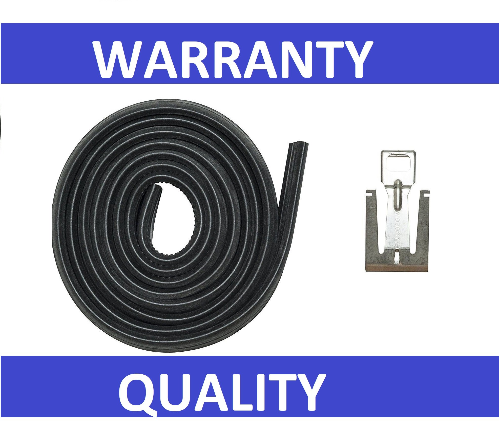 NEW W10542314 Replacement Dishwasher Door Gasket for Whirlpool AP5650274 PS5136129 W10284090 8268888-1 YEAR WARRANTY