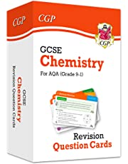 New 9-1 GCSE Chemistry AQA Revision Question Cards (CGP GCSE Chemistry 9-1 Revision)