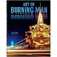Guy, art of burning man