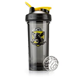 Blender Bottle C03318 Harry Potter Shaker Bottle, One Size, Hufflepuff