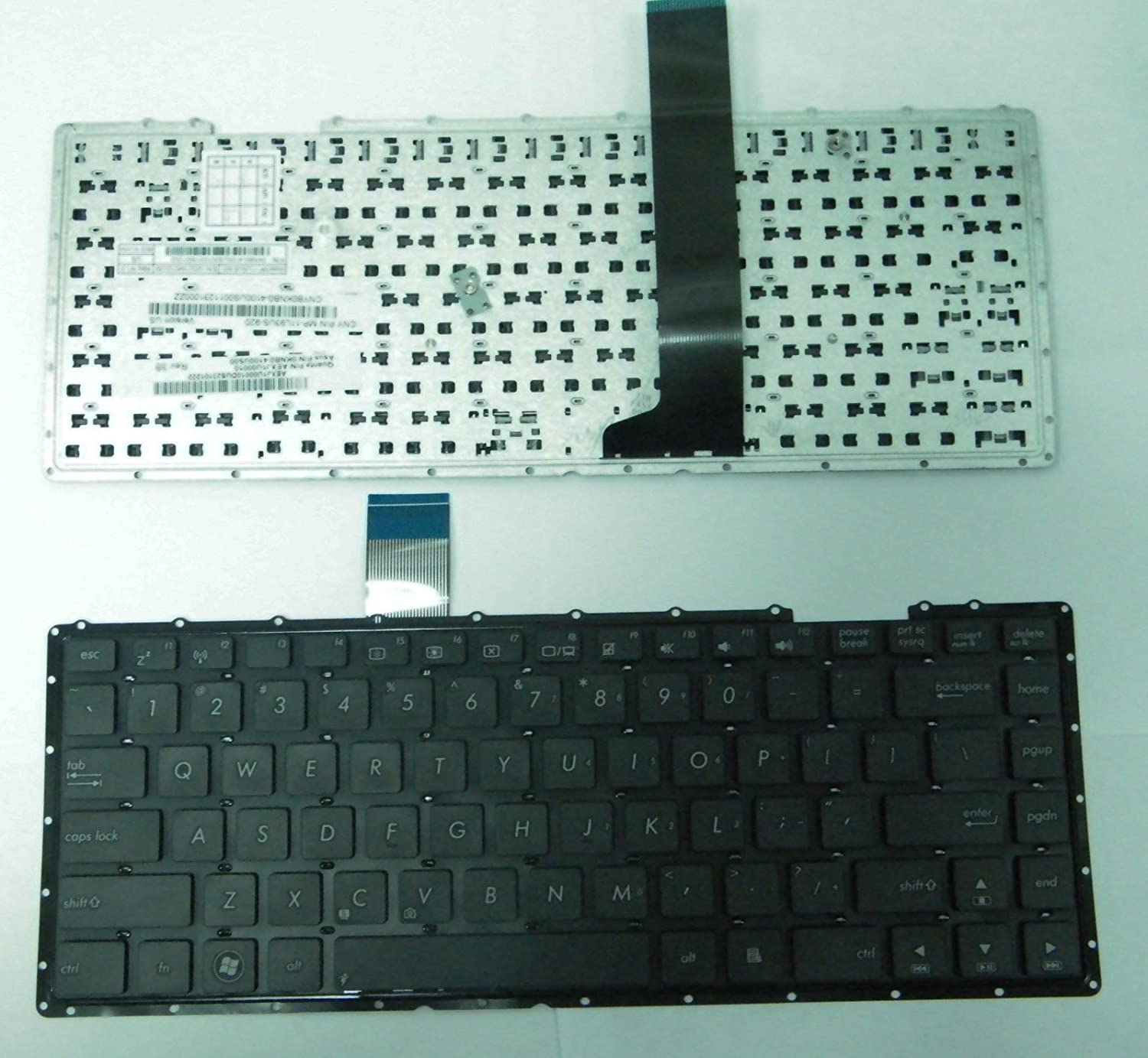 X401K X401E series laptop Keyboard black X401A brand New for ASUS X401