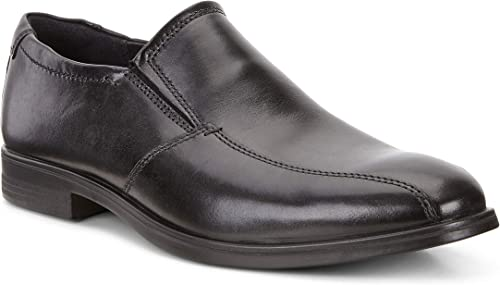 ecco slip on loafers