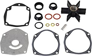 Quicksilver 8M0100526 Water Pump Repair Kit - Mercury and Mariner Outboards and MerCruiser Stern Drives