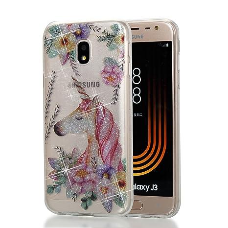 Alfort Samsung J3 2017 Funda Carcasa Samsung J3 2017 ...