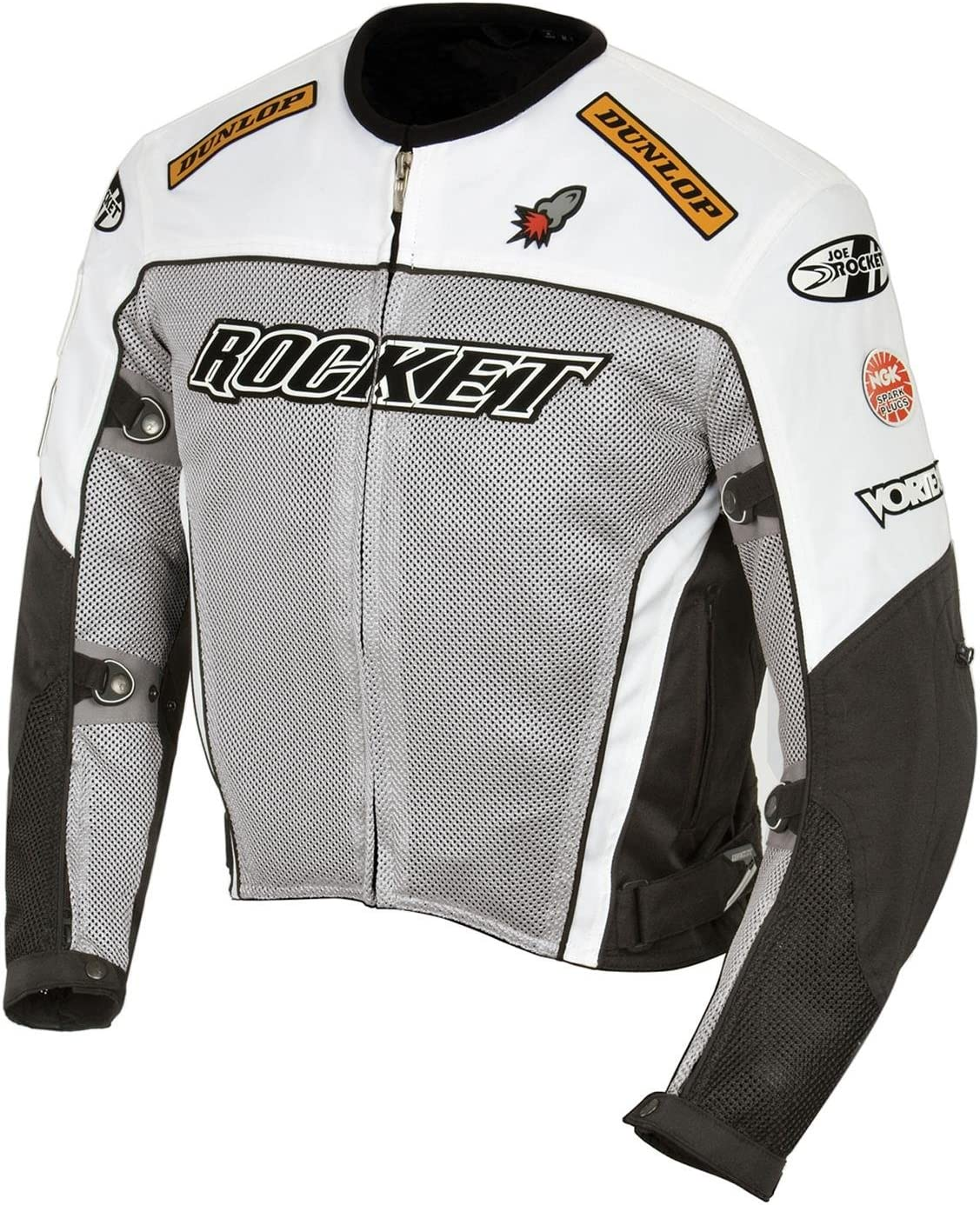 Joe Rocket UFO 2.0 Best Mesh Motorcycle Jacket