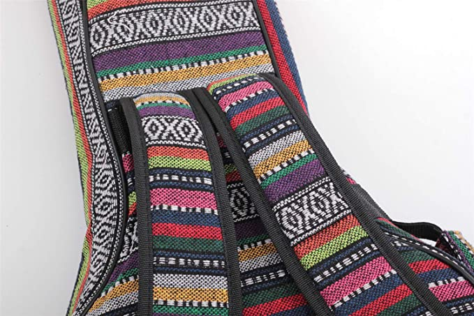 Amazon.com: Glenmi Bohemian - Funda para guitarra: Musical ...