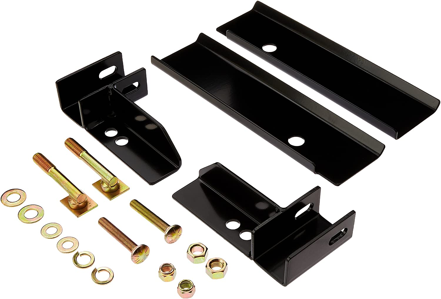 Backrack 30119TB Headache Rack Mounting Kit for Safety Rack w//Toolbox for Sierra
