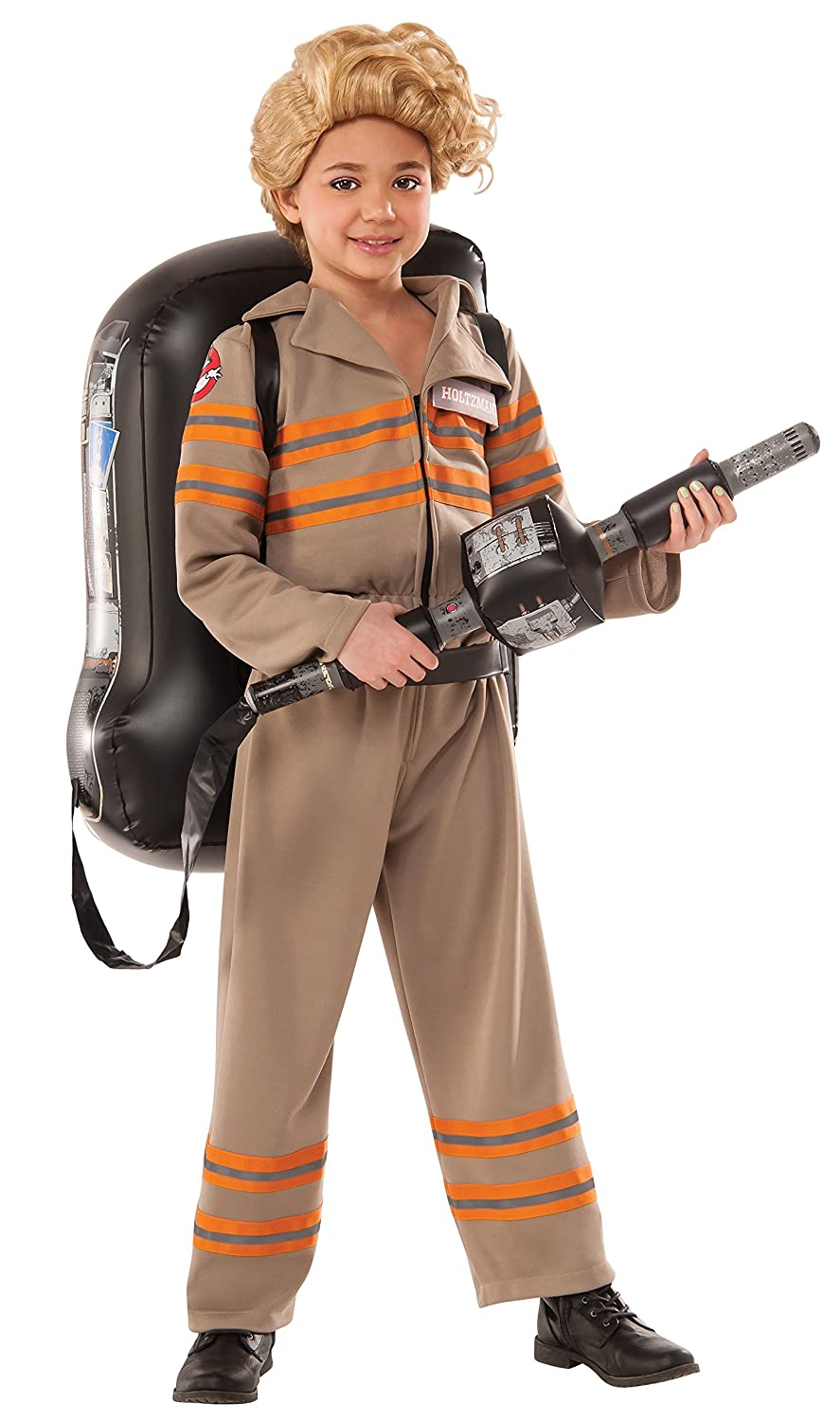 Ghostbuster Deluxe Kids Costume