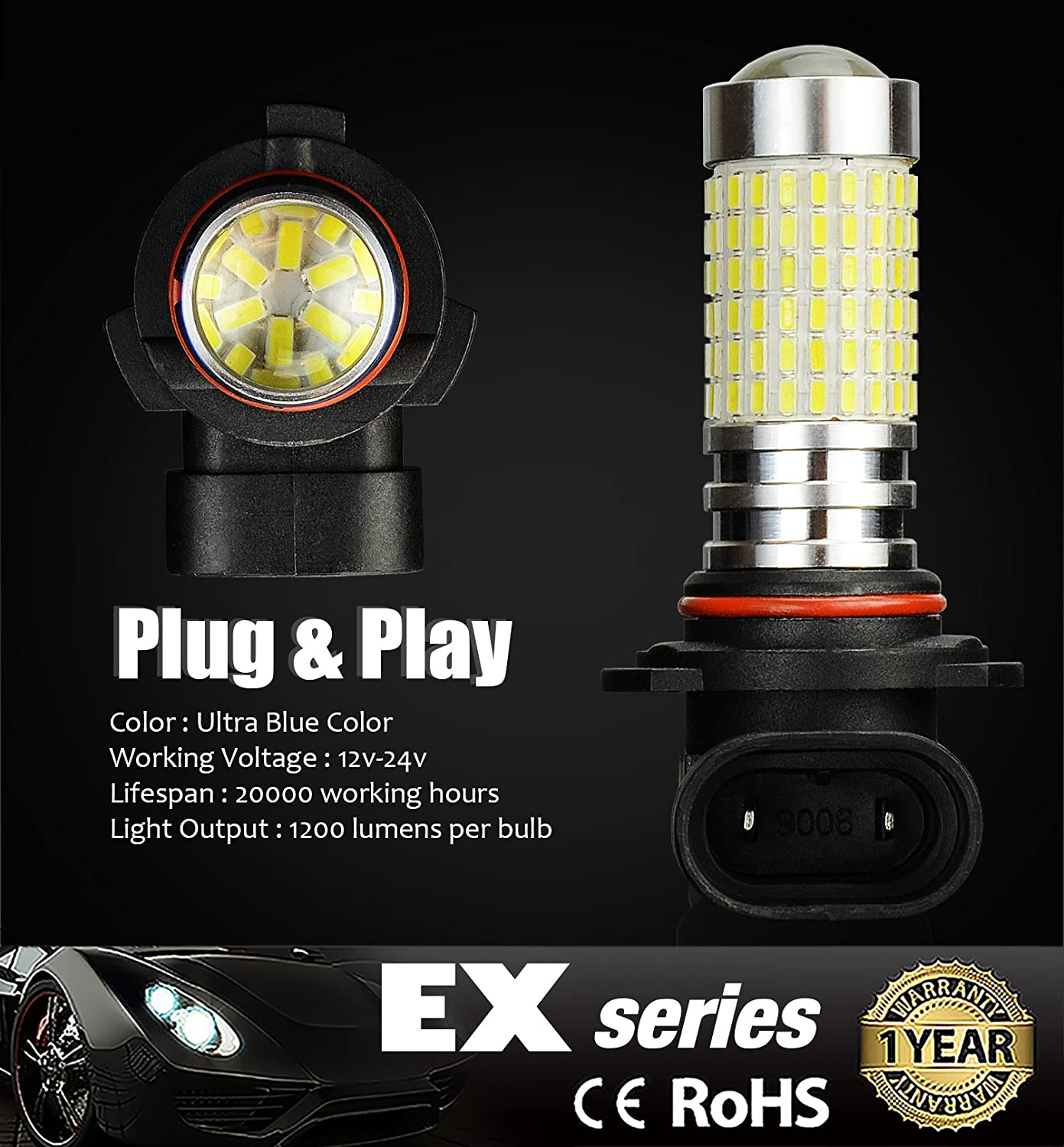 81YQHkh0caL._SL1500_ Wonderful toyota Camry 2008 Light Bulb Size Cars Trend