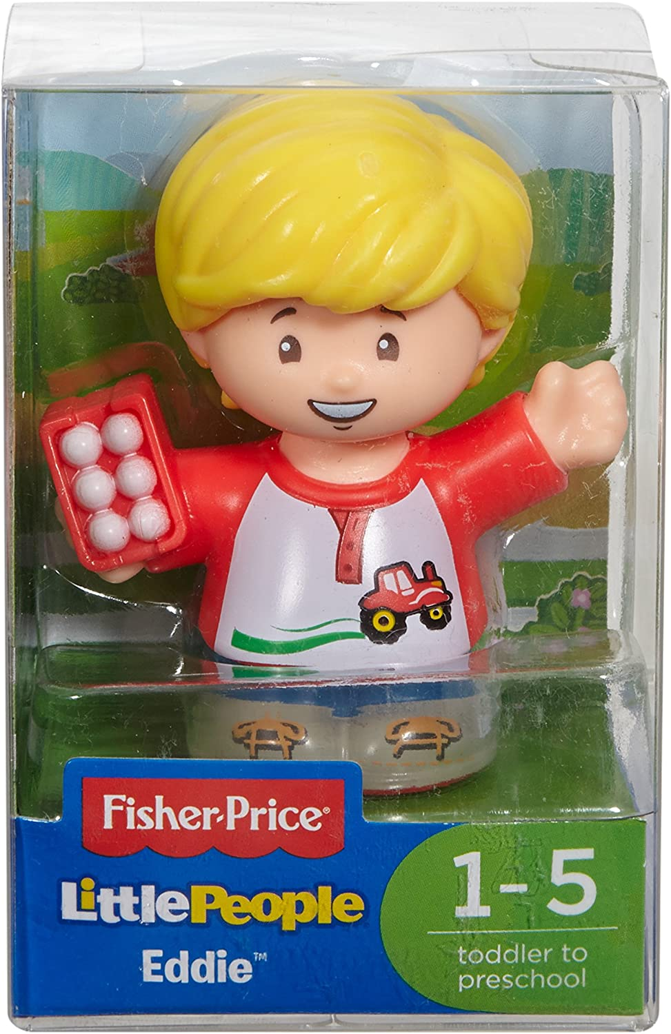 Fisher-Price Little People Going Places Taxi