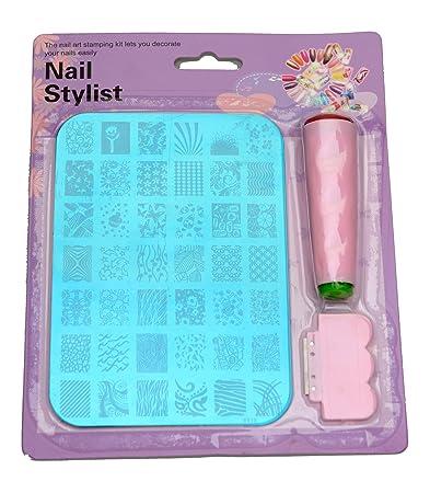 Buy xy13 nail art stamping kit decoration jumbo image plate gift xy13 nail art stamping kit decoration jumbo image plate gift girl woman prinsesfo Images