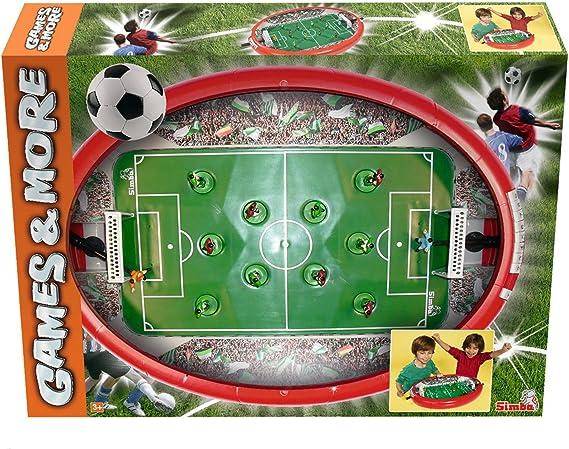 Simba Soccer Arena Mesa Interior fútbol de Mesa - Futbolín (Mesa ...