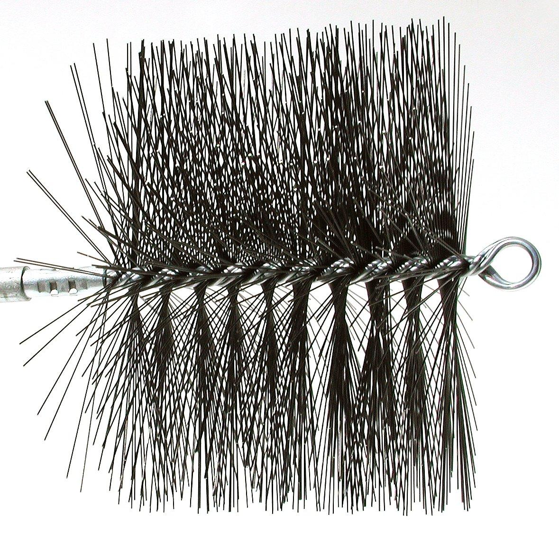 Rutland 16410 Round Wire Chimney Sweep Brush, 10-Inch Rutland Products
