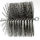 Rutland 16410 Round Wire Chimney Sweep