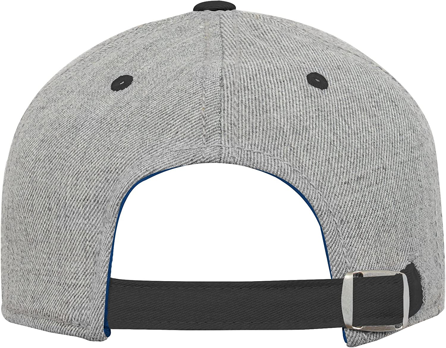 Outerstuff NFL Youth Boys Chainstitch Heather Twill Slouch Hat-Speed Blue-1 Size Indianapolis Colts