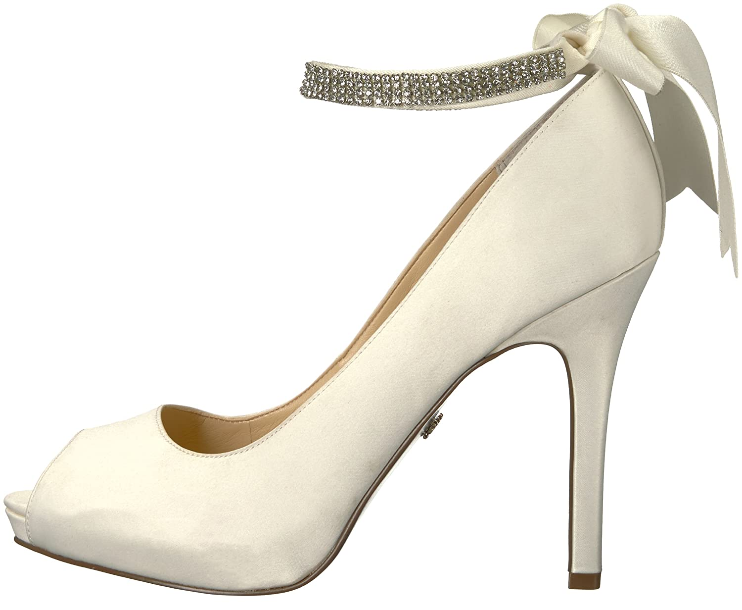 Nina damen 's Karen-ls Dress Pump Ivory 10 10 10 m US eeb2d7