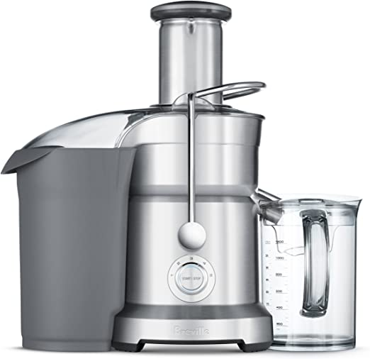 Breville BJE820XL Juice Fountain Duo Licuadora de doble disco ...