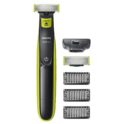 Philips OneBlade QP2530 30 - Recortador de Barba con 3 Peines de 1 d06390307d29