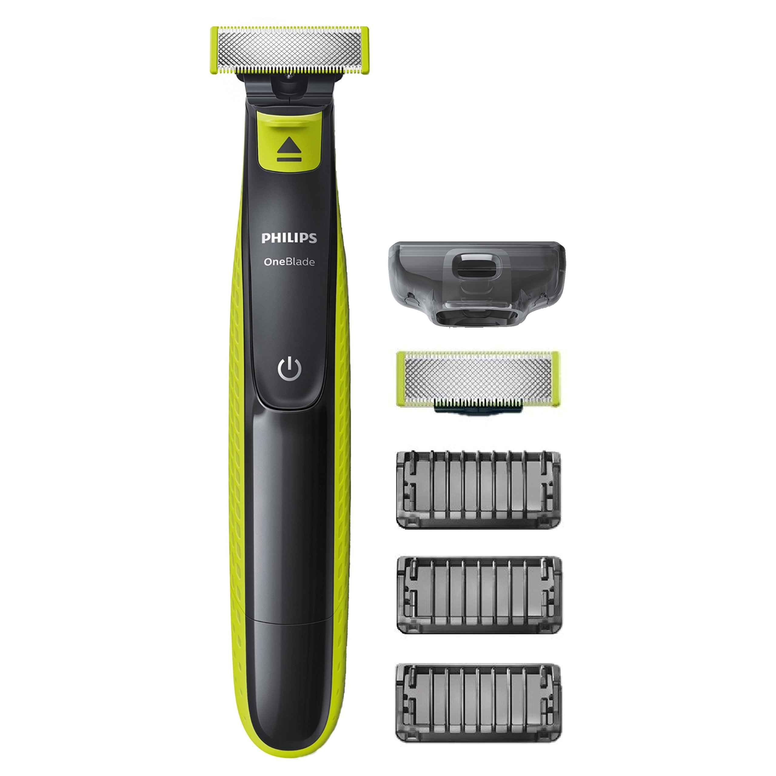 Philips QP2520/30 OneBlade avec lame de rechange + 3 sabots barbe product image