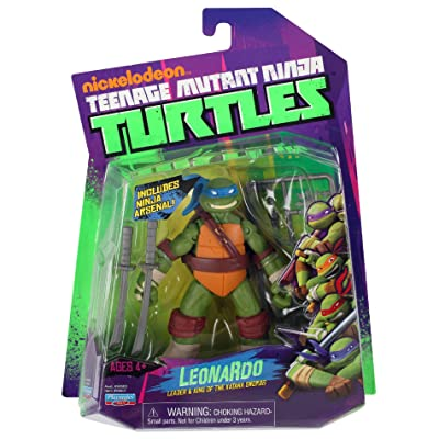 Teenage Mutant Ninja Turtles Leonardo: Toys & Games