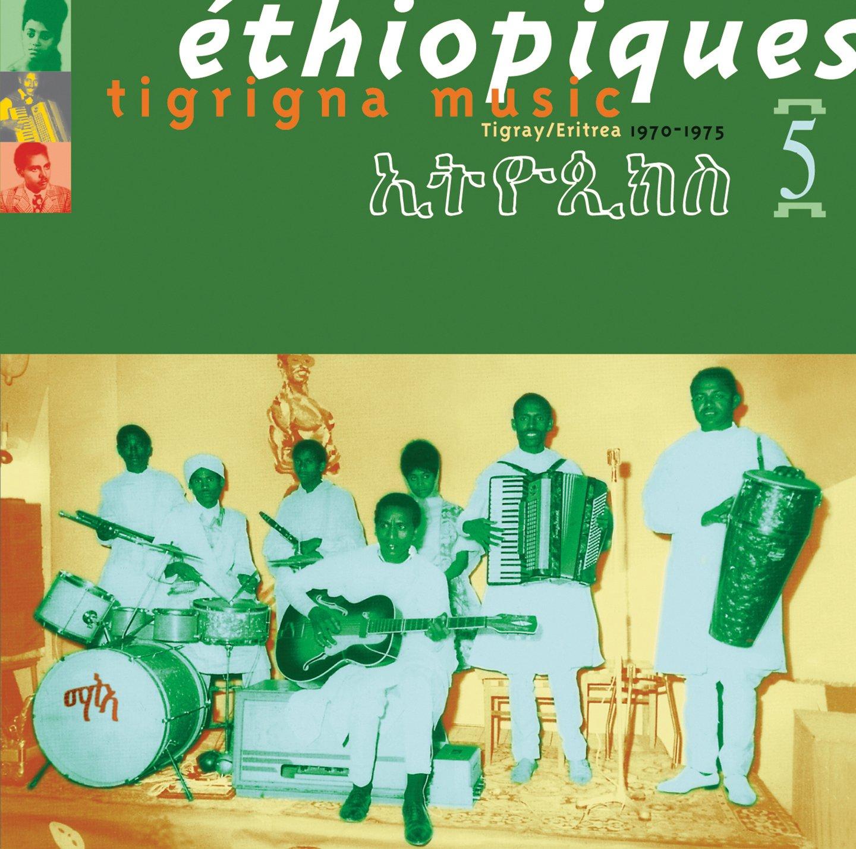 OFFicial store Ethiopiques Vol. 5: Jacksonville Mall Tigrigna Music