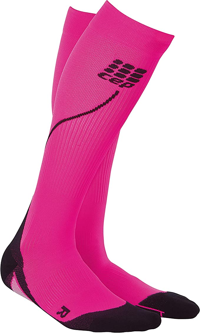 Tall Compression Run Socks