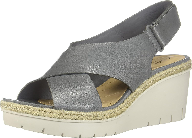 Clarks Women's Palm Glow Wedge Sandals & Reviews Sandals
