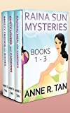 Raina Sun Cozy Mysteries Box Set Vol 1 (Books 1 -3): A Chinese Cozy Mystery (A Raina Sun Mystery Book 100)