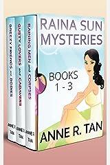 Raina Sun Cozy Mysteries Box Set Vol 1 (Books 1 -3): A Chinese Cozy Mystery (A Raina Sun Mystery Book 100)