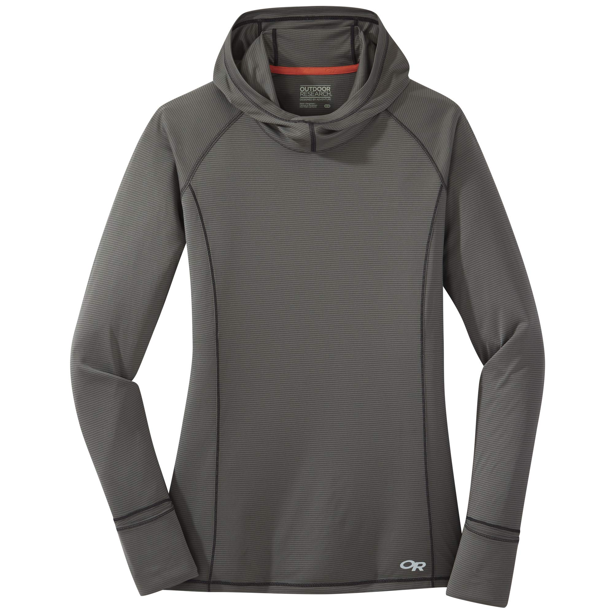 Outdoor Research Women's Echo Hoody, Pewter, Small by Outdoor Research