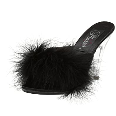 Pleaser Women's Caress-401F Sandal