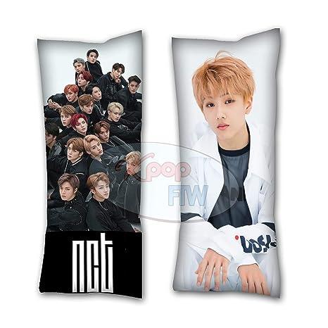 Amazon.com: Cosplay-FTW NCT Dream Jisung Body Pillow // Kpop ...
